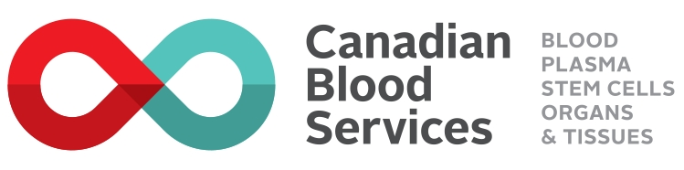 Canadian Blood Services (New Logo)