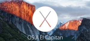 Apple OSX 10.11 [El Capitan] - Availability and Support