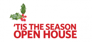 ITServices Holiday Open House Dec 17th, 1-4pm
