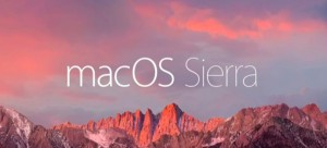 macOS 10.12 [Sierra] - Availability and Support