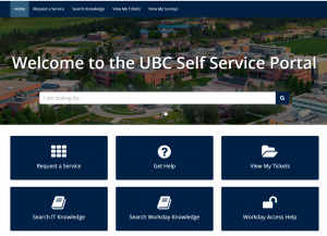 UBC IT Okanagan Online Helpdesk is moving!