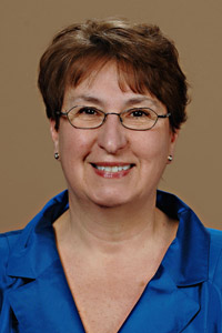 Cynthia Mathieson, Dean of the Irving K. Barber School of Arts and Sciences