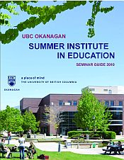 Teachers gather for Summer Institute at UBC's Okanagan campus