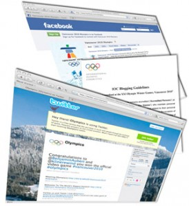 Social media changing the Winter Games experience