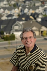 At Friday morning's UBC Okanagan Housing Forum, human geographer Carlos Teixeira will his present his recent study on the barriers faced by immigrants seeking rental housing in Kelowna. (Photo by Tim Swanky)