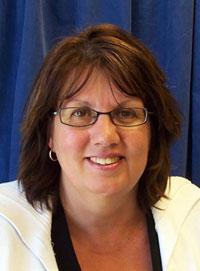 Lorrianne Topf, UBC Okanagan graduate student in Nursing