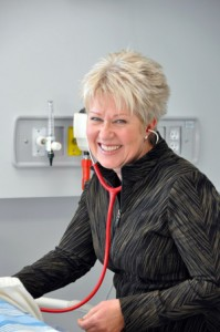 UBC Nursing professor Carole Robinson has received the Award of Distinction from the College of Registered Nurses of B.C.