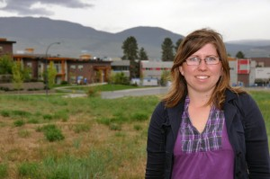 New UBC graduate Jenna Foster has just completed a study of various historical perspectives on the Kamloops Indian Residential School.