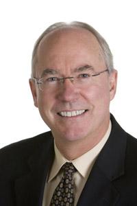 Okanagan lawyer and community advocate Paul Mitchell.