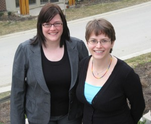 This is a busy summer for UBC Okanagan conference planners Peggy Walker and Jen Neilands. The university campus in Kelowna turns student residences into affordable conference accommodations from May to August.