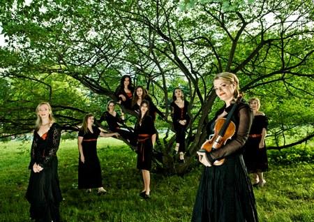 Three Okanagan Violin Students to Study with Angèle Dubeau Mar. 2
