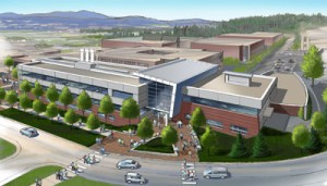 Thanks to innovative technology for heating, cooling and ventilation, UBC Okanagan's Fipke Centre for Innovative Research will cost less to operate, and be healthier for students, faculty and staff.