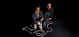 New research by forensic psychology professors Michael Woodworth (left) and Stephen Porter could help police generate predictions about the characteristics of a killer – or killers – based on the crime scene evidence and victim. - Photo by Margo Yacheshyn