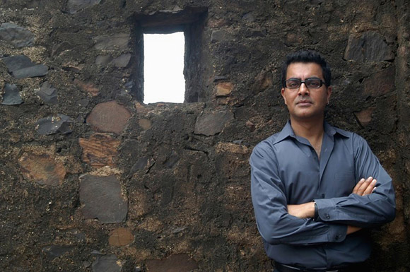 Amitava Kumar, author of A Foreigner Carrying in the Crook of His Arm a Tiny Bomb, will speak in Kelowna Jan. 13 as part of UBC's Distinguished Speaker Series.