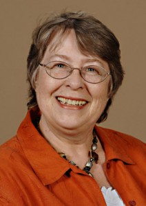 Anthropology professor Naomi McPherson
