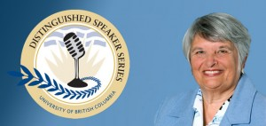 Senator Carstairs to speak about opportunity and Canada's aging population, Feb. 21