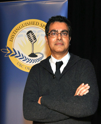 Amitava Kumar, award-winning author and Vassar College professor of English