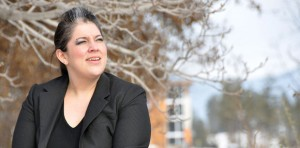 Robyn Bourgeois will speak about Aboriginal women and the politics of prostitution this Thursday at 4 p.m., in Arts building ART 115 at UBC's Okanagan campus.