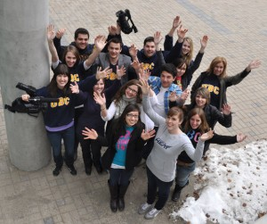 The LibDub team is planning a day-long video project that will capture a day in the life of UBC's Okanagan campus on Mar. 26.