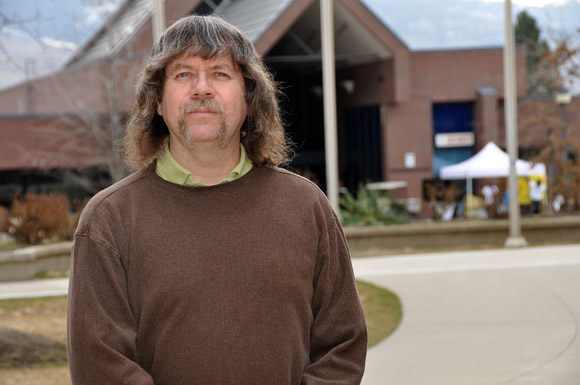 History professor James Hull, new editor-in-chief of the journal Scientia Canadensis.