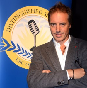 Dan Buettner comes to Okanagan as part of Distinguished Speaker Series
