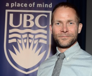 James Maskalyk told a Kelowna audience they can make a difference in global events. The best-selling author was at the Kelowna Community Theatre Tuesday as part of UBC's Distinguished Speaker Series.