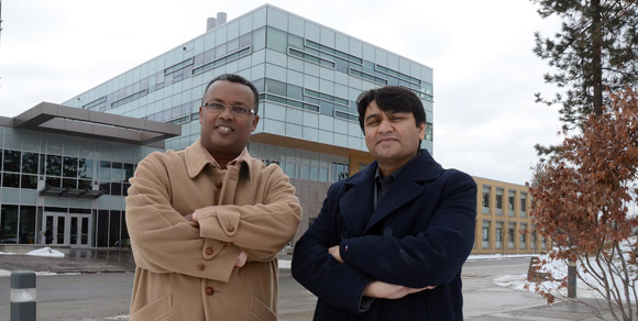 UBC School of Engineering professors Solomon Tesfamariam and Rehan Sadiq have developed a Decision Support Tool that has potential for managing municipal infrastructure such as water main networks.