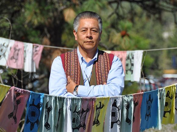 Tirso Gonzales, assistant professor of Indigenous Studies