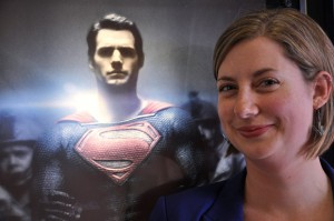Christine Schreyer wrote the Kryptonian language for the Hollywood blockbuster Man of Steel.