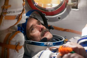 Colonel Chris Hadfield will speak in Kelowna on October 7 as part of UBC's Distinguished Speaker Series, presented by the Irving K. Barber School of Arts and Sciences.