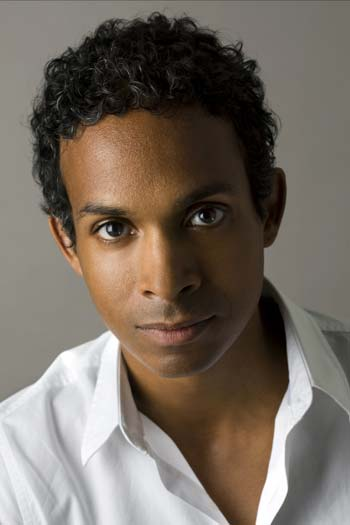 Author David Chariandy