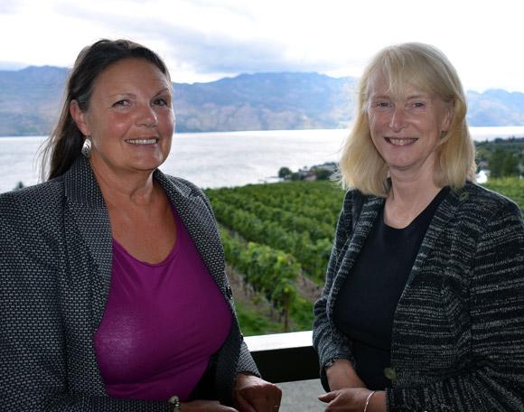Patricia Marck, and Kate Gerrish
