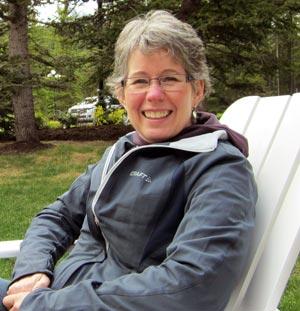 Selkirk College nursing instructor Tammy McLean