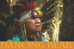 Shuswap elder Ernie Philip – residential school survivor and internationally acclaimed First Nations dancer – is featured in the documentary film Dancing Bear by Ben Ged Low.
