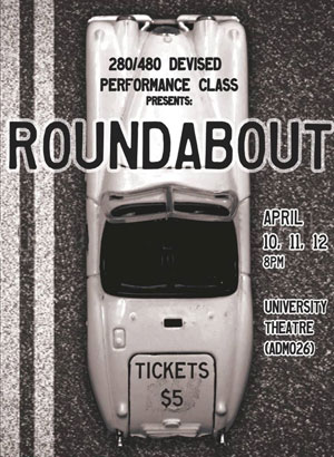 Roundabout poster