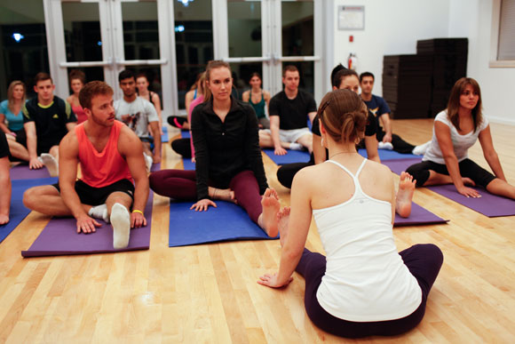 Yoga retreat weekends are being offered at UBC.