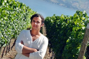 Camilo Peña has immersed himself in the day-to-day activities of the winery industry in order gather information about the extent and impact of sustainable viticulture practices in the Okanagan Valley.