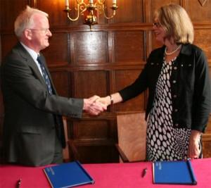 UBC signs collaboration accord with Imperial College London