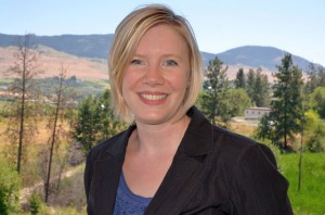 Jennifer Tedman-Jones is the Okanagan director of business development for Mitacs, a national, not-for-profit training and research organization.