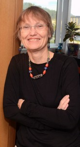 Faculty of Education Director Susan Crichton