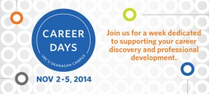 UBC's Faculty of Management hosts Career Days Nov. 2 to 5