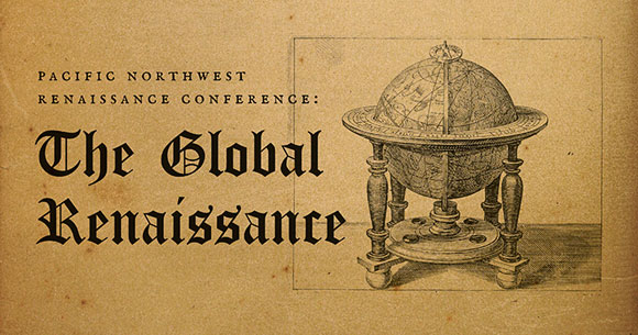 Pacific Northwest Renaissance conference graphic