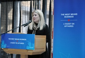 The Honourable Michelle Rempel, Minister of State for Western Economic Diversification, on Tuesday announced funding of $3.801 million to establish the Survive and Thrive Applied Research (STAR) facility at UBC's Okanagan campus in Kelowna.