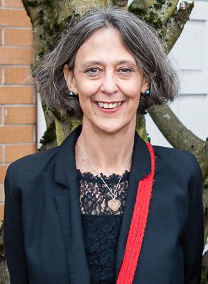 Poet Joanne Arnott