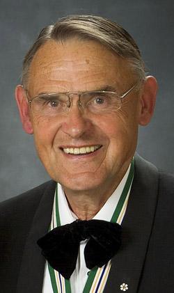 UBC Prof. Emeritus Patrick McGeer