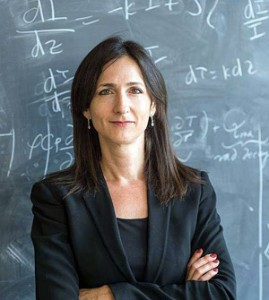 Sara Seager's research focuses on theory, computation, and data analysis of exoplanets.
