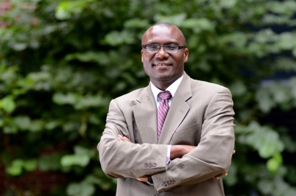 Prof. Wisdom Tettey, Dean of the Irving K. Barber School of Arts and Sciences