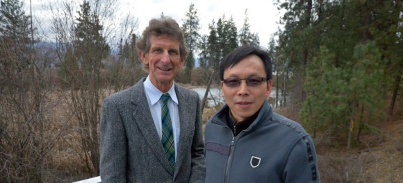 UBC scientists David F. Scott and Adam Wei are co-authors with the Chinese Academy of Sciences in a study that shows that changes in land cover play as significant a role as climate change on the hydrology of watersheds.