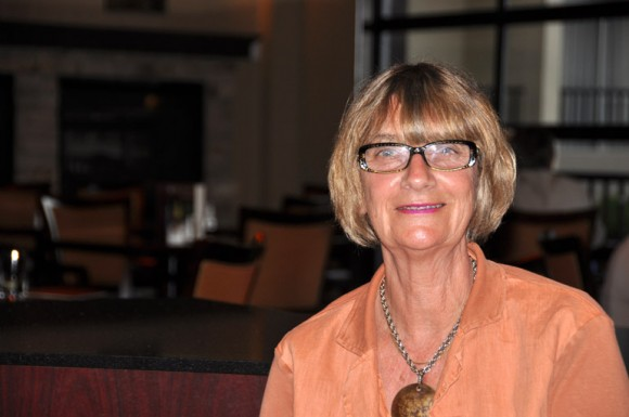 Diana French, associate professor of Anthropology and Head of Community, Culture and Global Studies at UBC Okanagan, was honoured this week for 35 years of service.