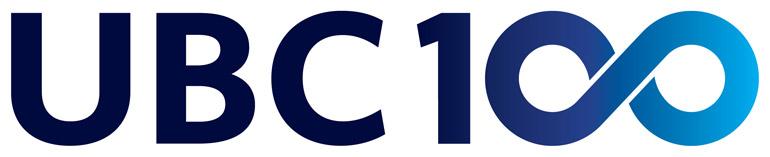 UBC Centennial logo